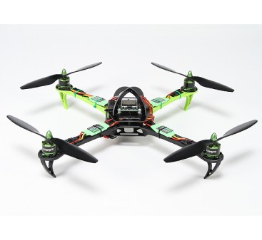 SK450 Quad Copter Powered By Multistar. Ready-To-Fly Package (Mode 1)