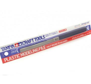 Tamiya Plastic Modeling File (Half-Round 10mm)