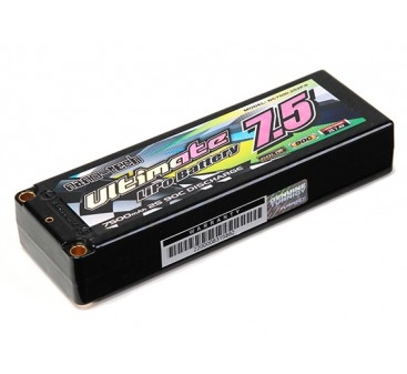 Turnigy nano-tech Ultimate 7500mah 2S2P 90C Hardcase Lipo Pack (ROAR & BRCA Approved)