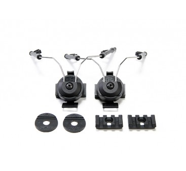 Z Tactical Z046 Helmet Rail Adapter Set (Black)