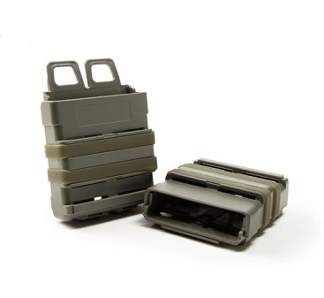 FMA FastMag magazine holster for 7.62 mag AK/M14/SR25 (Foliage Green, 2pcs set)