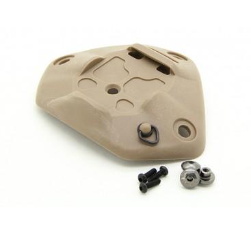 FMA Helmet Plastic NRT Universal Shroud (Dark Earth)