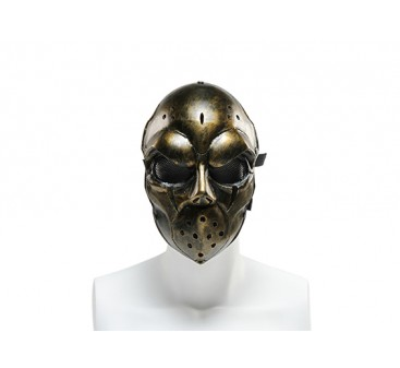 FMA Wire Mesh Full Face Mask (Baseball, Small)