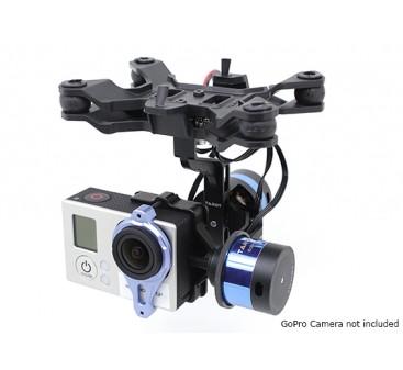 Tarot T-2D V2 GoPRO 3 Brushless Camera Gimbal and ZYX22 Controller