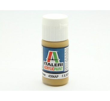 Italeri Acrylic Paint - Flat Middle Stone (4304AP)