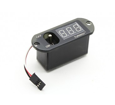 Turnigy Min Power Distributor Voltage Display Switch