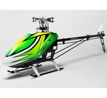 Assault 700 DFC Electric Flybarless 3D Helicopter Kit (w/upgrade swashplate and tail slider)
