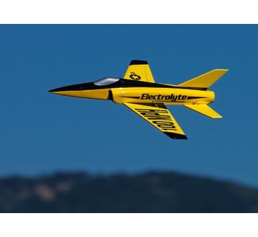 HobbyKing™ Electrolyte 40mm EDF Micro Jet Composite 508mm (ARF)
