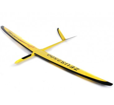 Zeus 2500-V Sailplane Composite 2500mm (ARF)