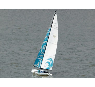 Poseidon 650 Sailboat 1370mm (RTS - Ready to Sail)