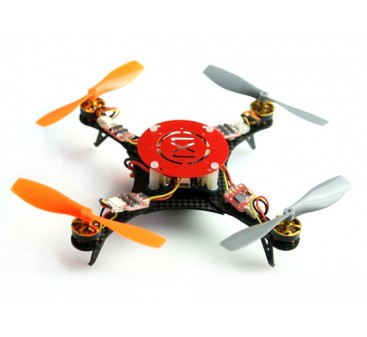 Super-X Brushless 125mm Micro Quad-Copter With MWC Flight Controller (B&F KIT)