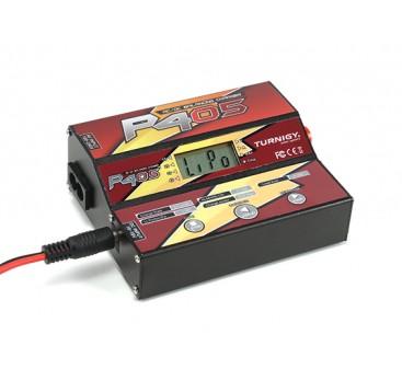 Turnigy P405 Dual Input (AC/DC) 45W Digital Balancing Charger.