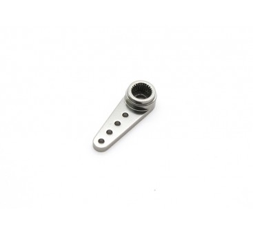 "Servo Arm Half Arm 3/4"" Titanium Color (Turnigy) SH-T4"