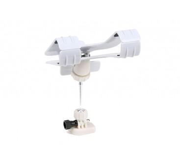 Tablet Transmitter Mounting Bracket (White)
