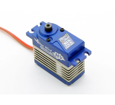 BLS-26A High Voltage (7.4V) Brushless Digital Servo w/Titanium Alloy Gear 26.5kg / .09sec / 74g