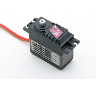 BLS-1004 High Voltage (7.4V) Brushless Digital Servo w/Nanometer Alloy Gear 9.7kg / .048sec / 66g