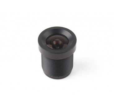 """3.6mm Board Lens, F2.0 , Mount 12x0.5 , CCD Size 1/3"""" , Angle 92°"""
