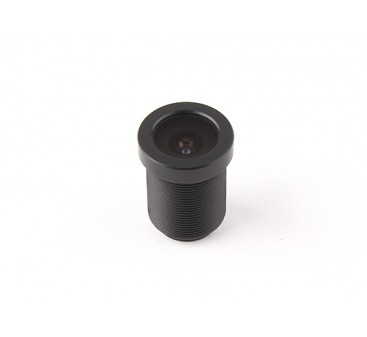 """2.5mm Board Lens, F2.0 , Mount 12x0.5 , CCD Size 1/3"""", Angle 130°"""