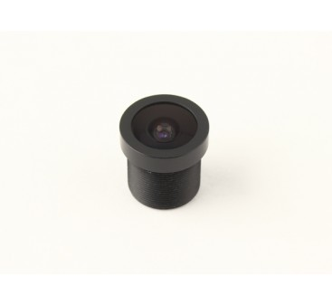 """2.1mm Board Lens, F2.0 , Mount 12x0.5 , CCD Size 1/3"""", Angle 150°"""