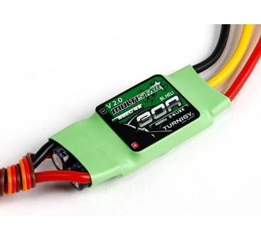 Turnigy Multistar 30 Amp BLHeli Multi-rotor Brushless ESC 2-6S V2.0