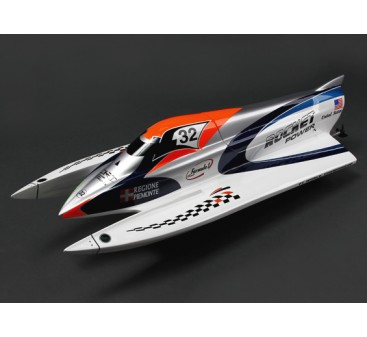HobbyKing® Rocket Power 650EP Formula 1 Tunnel 620mm (ARR)