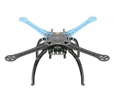 s500 glass fiber quadcopter frame 480mm integrated pcb version
