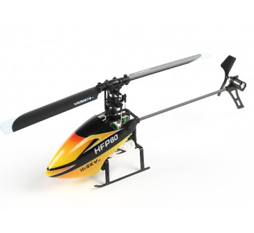 HiSky HFP80 V2 Mini Fixed Pitch RC Helicopter (B&F)