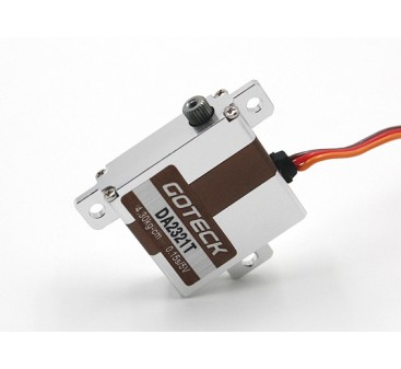 Goteck DA2321T Digital MG Metal Cased Wing Servo 23g/5.2kg/0.12sec