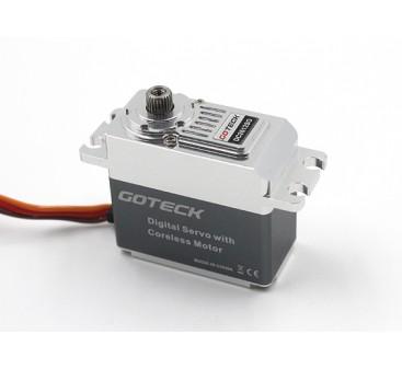 Goteck DC2612S Digital MG Metal Cased High Speed Servo 12kg / 0.07sec / 77g