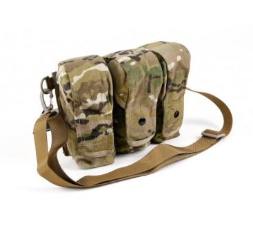 SWAT Molle AK Triple Mag Pouch (Multicam)