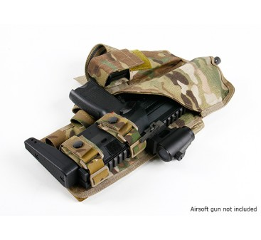 SWAT MP7 Leg Hostler (MultiCam)