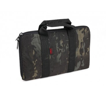 SWAT Cordura Handgun Carrying Bag (Multicam Black)