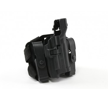 Emerson BH style LEVEL 3 Weapon Light Holster set (USP, Black)