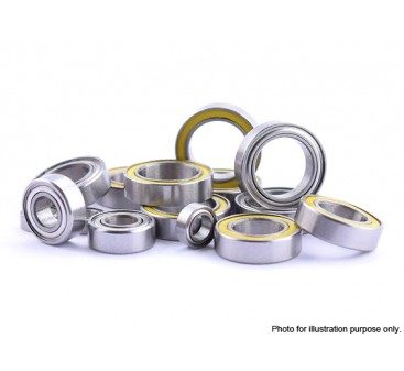 Revolution Design Ultra Bearing 5x8x2.5mm Flanged (4pcs )