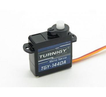 Turnigy™ TGY-1440A Analog Servo (V2) 0.8kg / 0.10sec / 4.4g