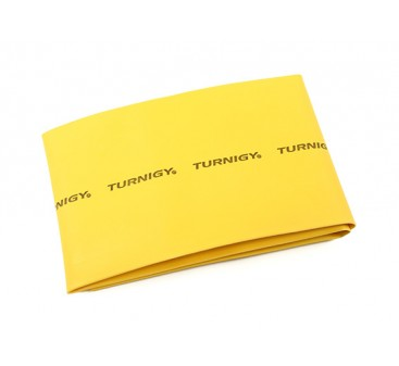 Turnigy Heat Shrink Tube 100mm Yellow (1m)