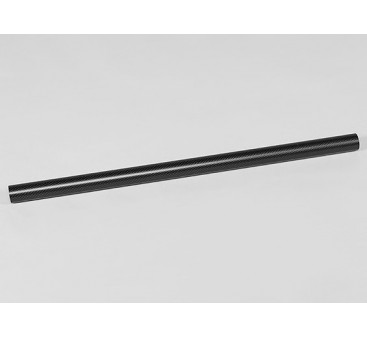 Carbon Fiber Round Tube 500x25x23mm
