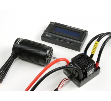 HobbyKing® ™ X-Car Beast Series Motor and 150A ESC Combo 1/8 Scale