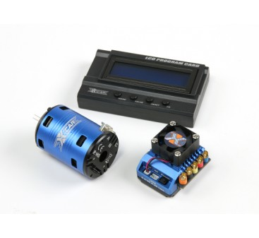 HobbyKing® ™ X-Car Beast series Motor and 120A PRO ESC Combo 1/10 Scale