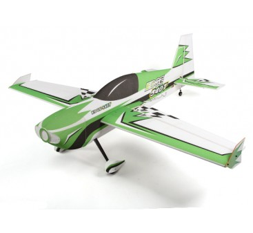 The HobbyKing™ Edge 540T EPP/Light Plywood 3D Aerobatic Airplane 1430mm (ARF) (Green)