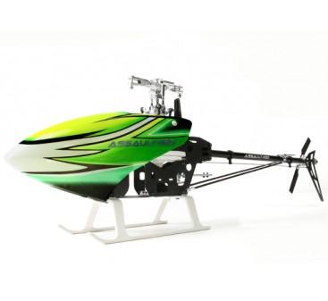 Assault 450DFC Belt Drive Flybarless 3D Helicopter Kit