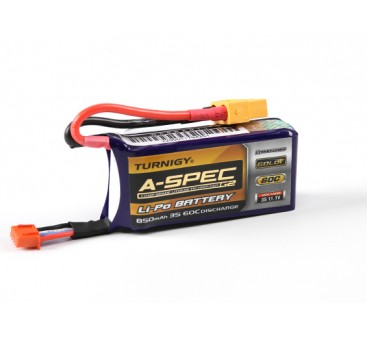 Turnigy nano-tech A-SPEC G2 850mah 3S 60~90C Lipo Pack