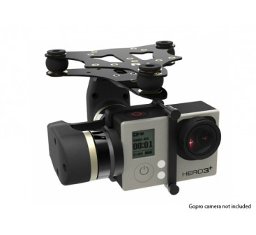 FeiYu Tech Mini 2D 2-Axis Brushless Gimbal for Multi-Rotor or Aircraft