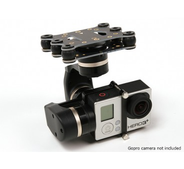 FeiYu Tech Mini 3D 3-Axis Brushless Gimbal for Multi-Rotor and Aircraft