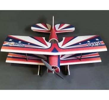 Dancing Pitts Sport Biplane EPP 850mm (ARF)