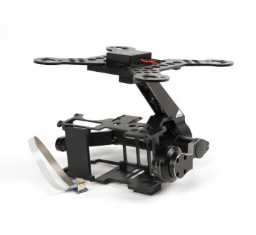 X-CAM A22-2H  2 Axis Gimbal System for Sony Nex7 & BMPCC