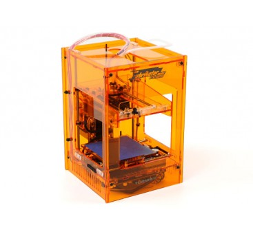 Mini Fabrikator 3D Printer - Orange - EU 230V  - V1.5