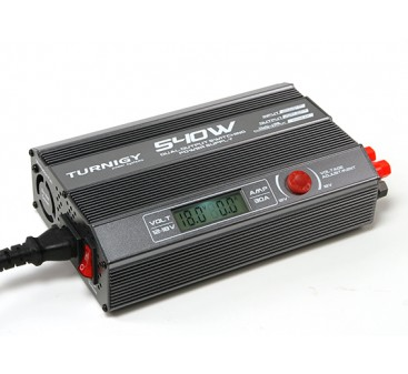TURNIGY 540W Dual Output Switching Power Supply (US Plug)