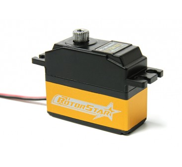 RotorStar™ RS-3878MGT Digital Helicopter DS/MG Servo 6.8kg / 0.12sec / 26g