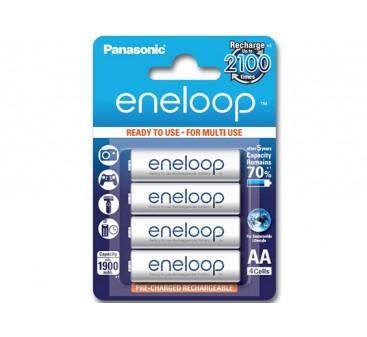 Panasonic Eneloop Battery 1900mAh NiMH AA (4 Pack)